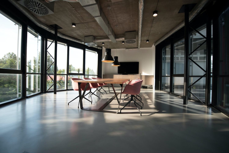 imagen de una oficina