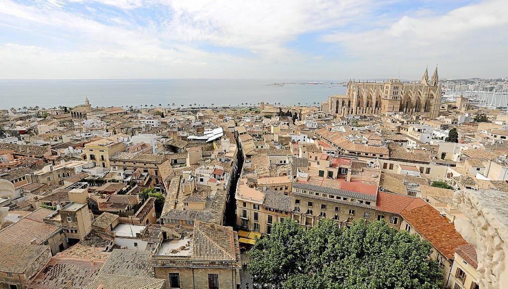 Contaminación en Palma de Mallorca