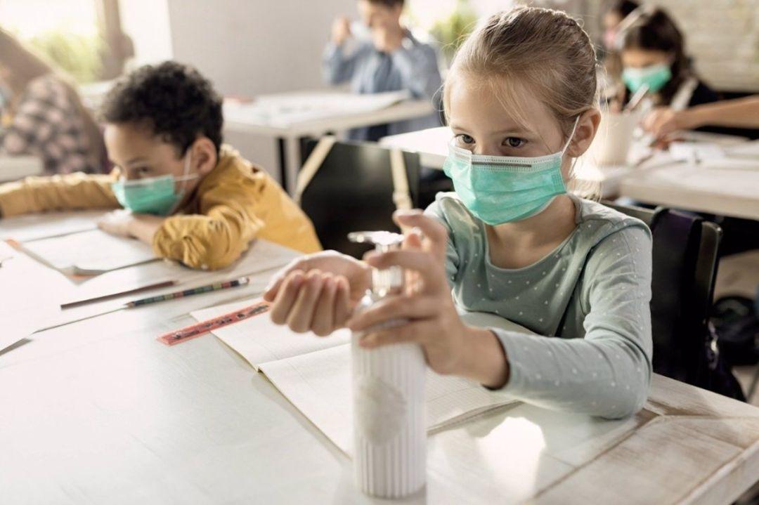 medidores de co2 para evitar contagios en escuelas