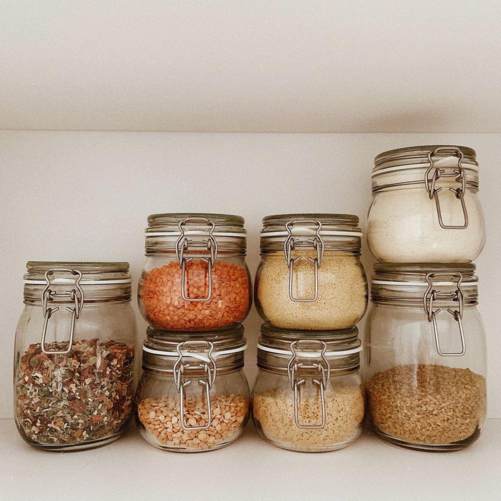 comprar a granel para llevar una vida más sostenible